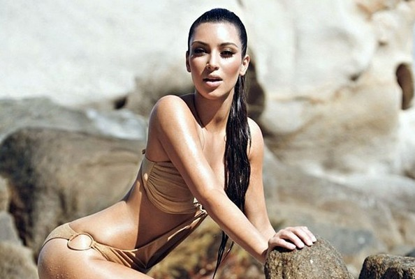 Kim Kardashian Fresh Hot Images 2013