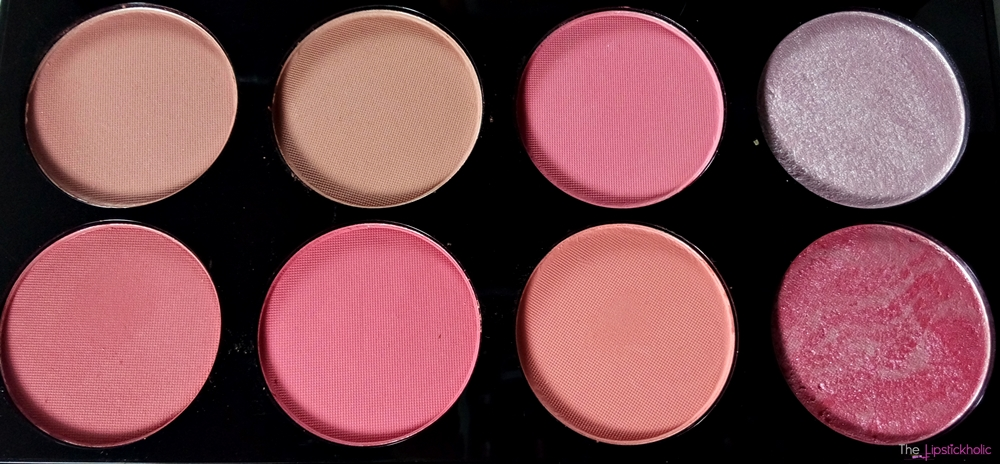Makeup Revolution Ultra Blush Palette Sugar and Spice