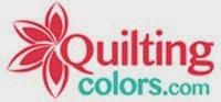 Quilting Colors, Telas teñidas a mano, acolchado a maquina.