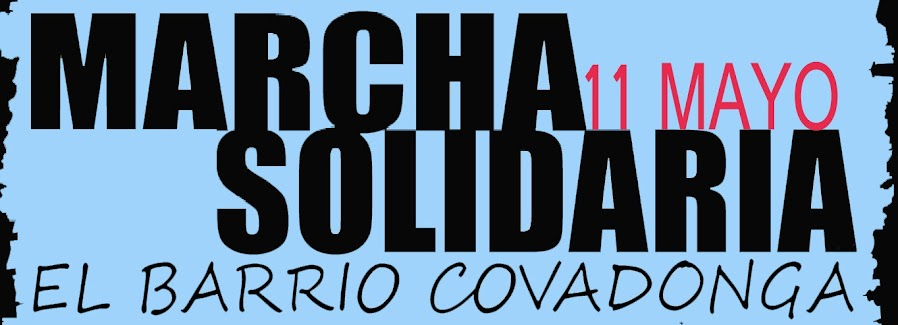 marcha-trail solidaria barrio covadonga 2013