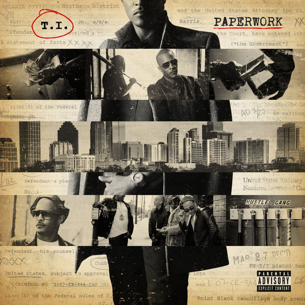 T.I. - Paperwork (Deluxe Version) Cover