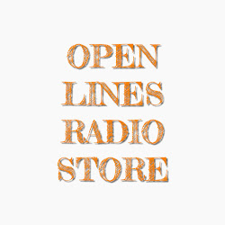 Shop the Open Lines Radio Store