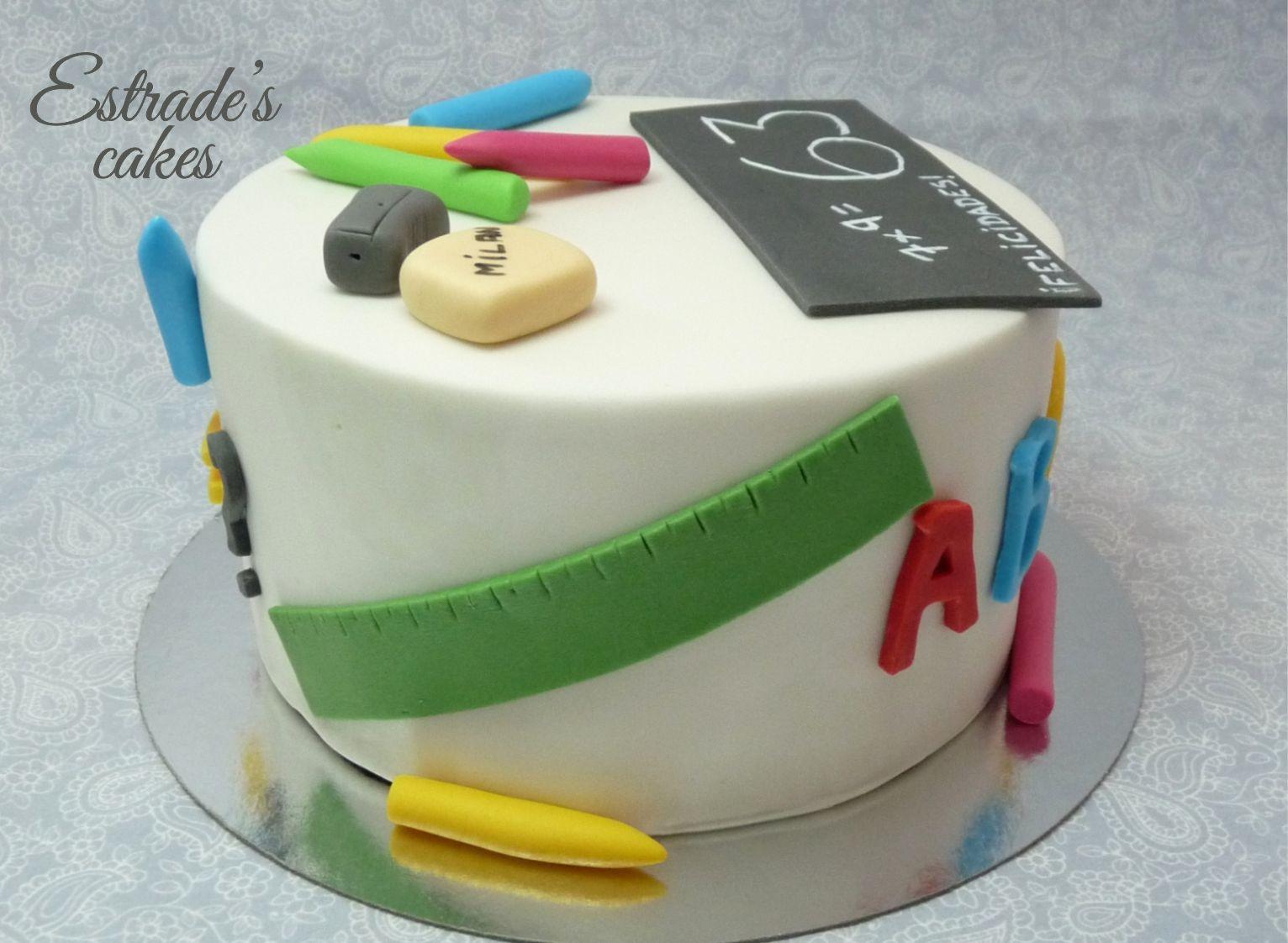 tarta maestro con fondant - 3