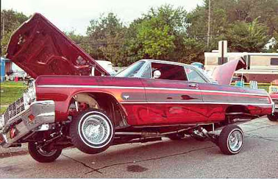 cool lowriders cars