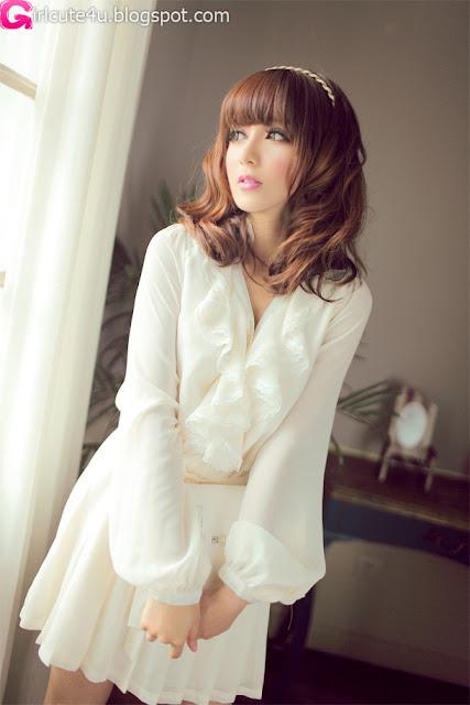 2 Wang Meng - Angel love-very cute asian girl-girlcute4u.blogspot.com