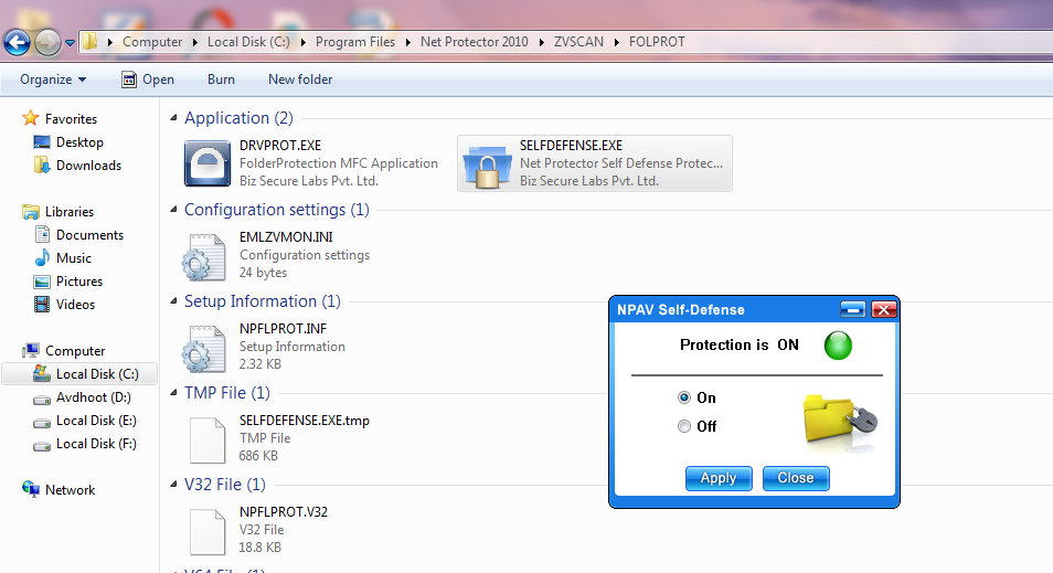 1 Nov 2013 Download Net Protector 2013 npav antivirus Crack 7 year By sachi