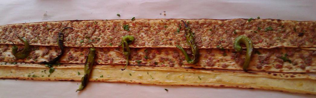 Konya etli ekmek ankara balgat yemek tarifleri