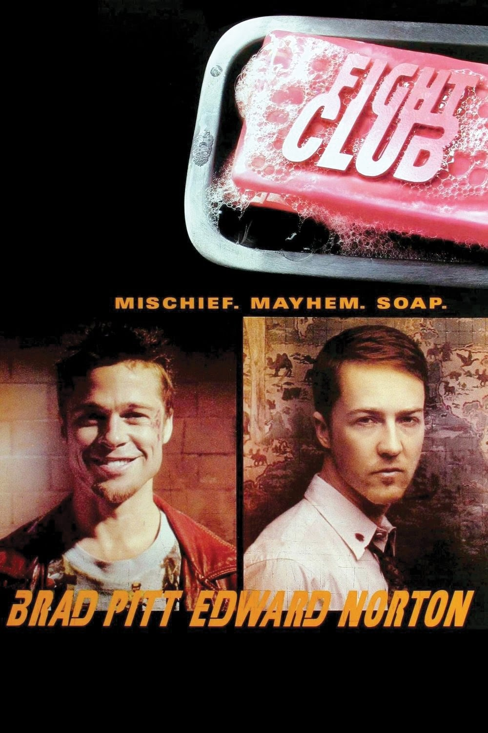 Fight Club (BRRip HD Inglés Subtitulada) (1999)