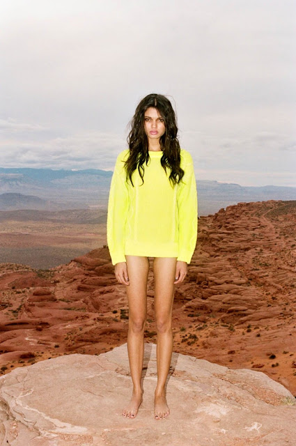 Daniela Braga for Nasty Gal Pre-Spring 2013 Lookbook