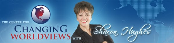 Sharon Hughes - Blogging Today's Changing Worldviews