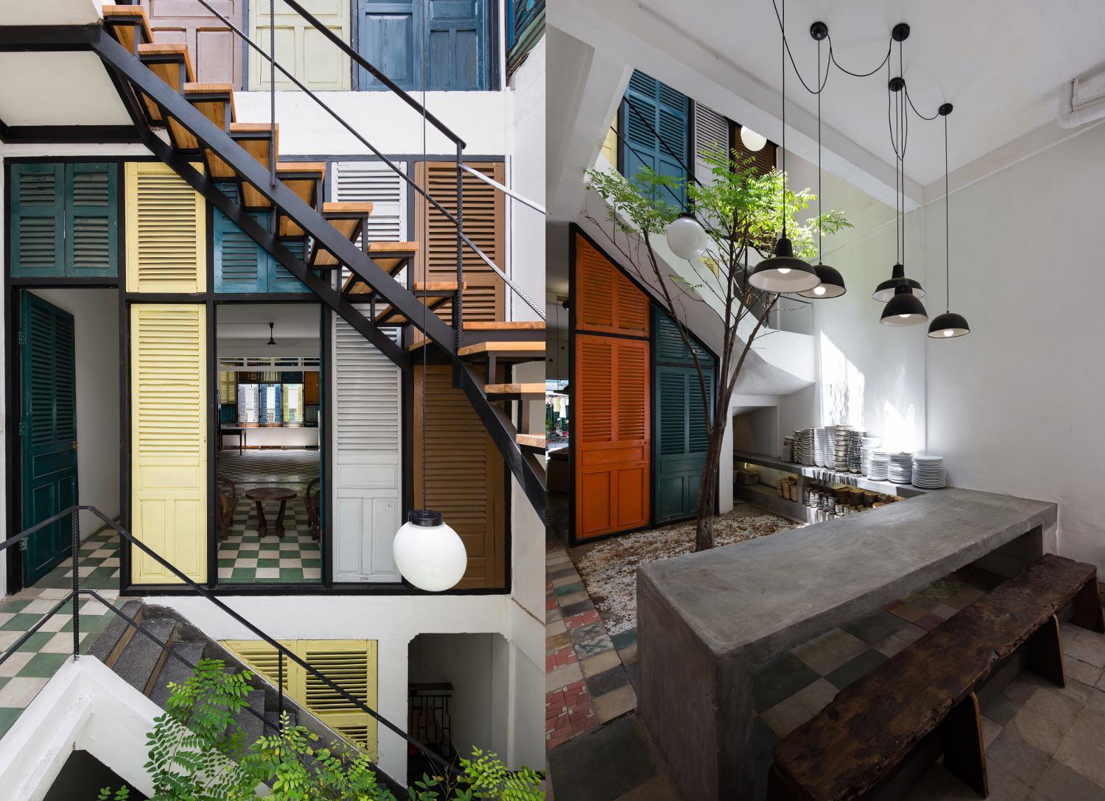 La Vegan House o cuando la cultura del re-uso se hace arquitectura ...