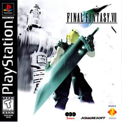 Final Fantasy VII - PS1 - ISO Download