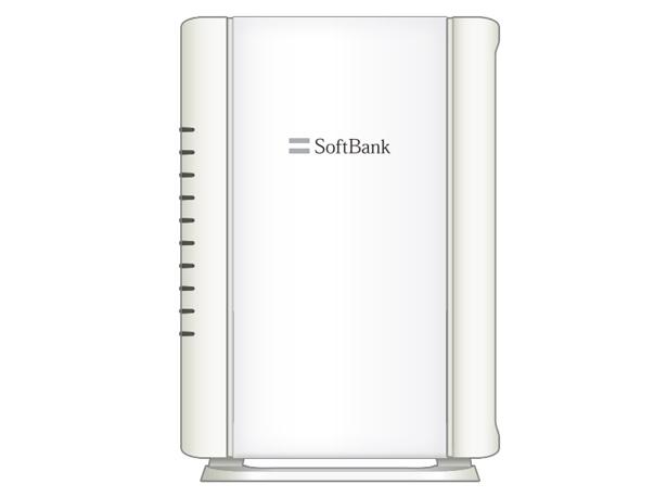 SoftBank(Yahoo! BB)ルータ:BBユニット