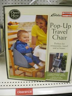 Eddie Bauer Pop Up Travel Chair