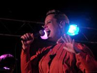 Alice Russell en concert à la Bellevilloise