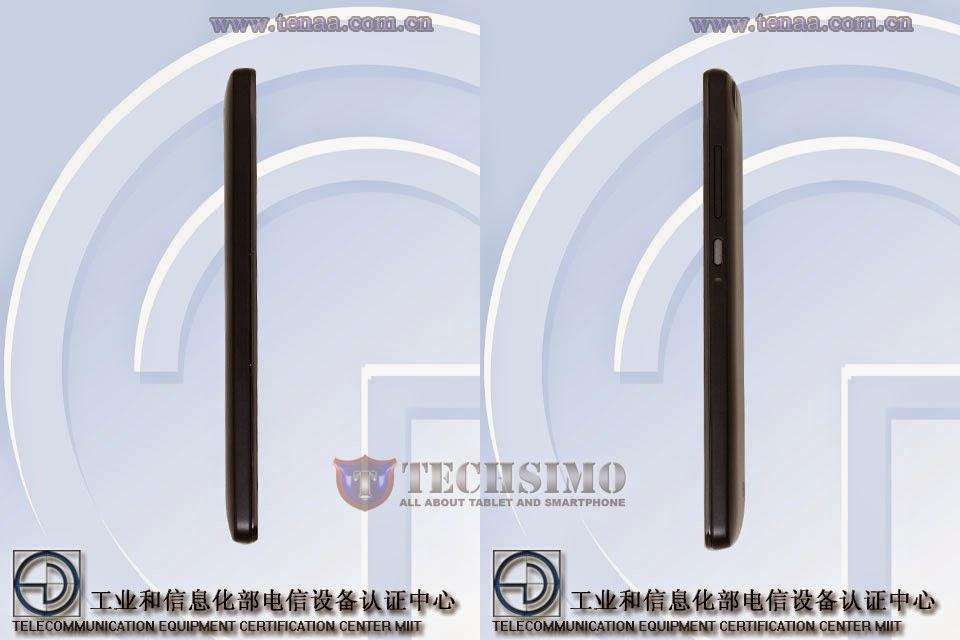 Huawei C8818 muncul disitus Tenaa, dengan layar 5 inch dan prosesor 1,5 Ghz 64-bit