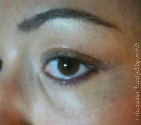 trucco nocciola occhi