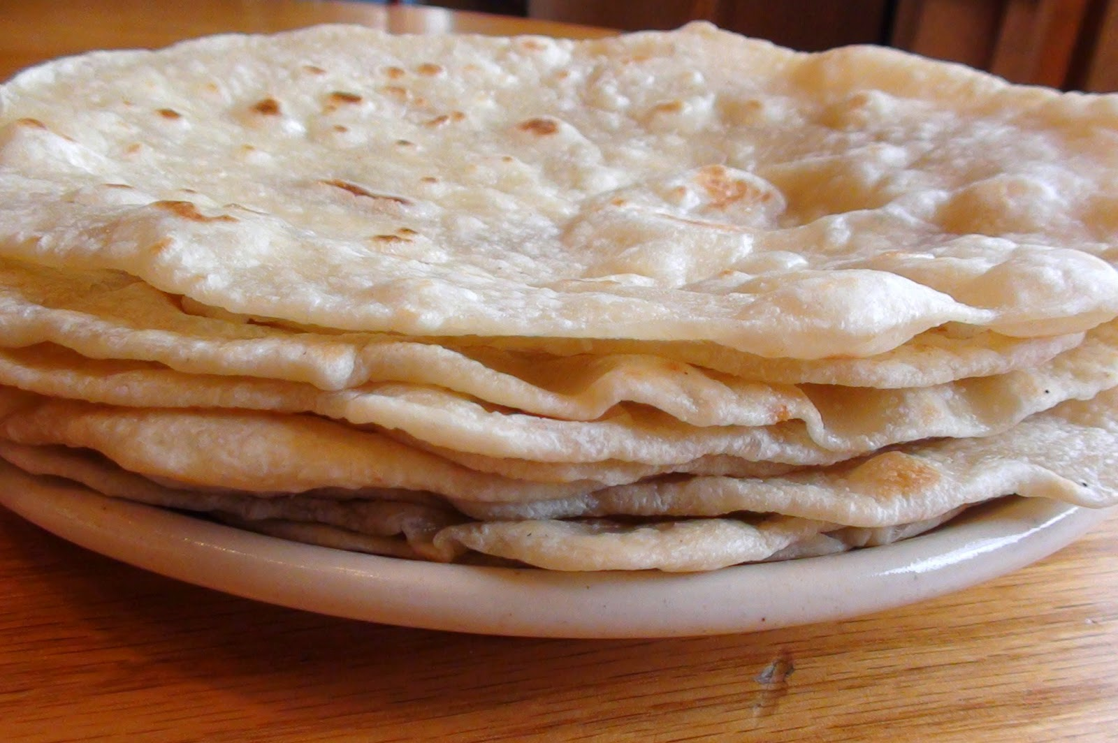 zsuzsa is in the kitchen: HOMEMADE TORTILLAS