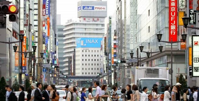 Tokyo Kriminalitas Di Dunia