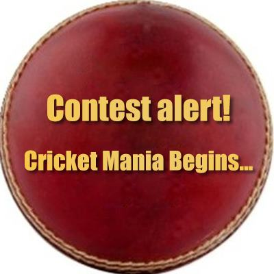 cricket mania essay