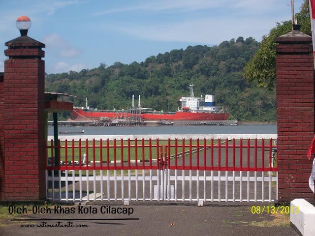 Sejarah kota Cilacap