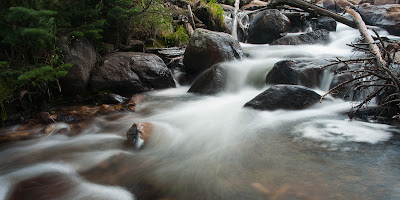 Glacier Creek, Rocky Mountain National Park