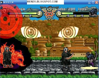 Download Game Naruto Mugen 2012