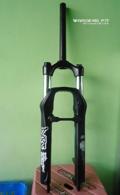 Jual Fork shock depan Dirt sepeda mtb murah 2