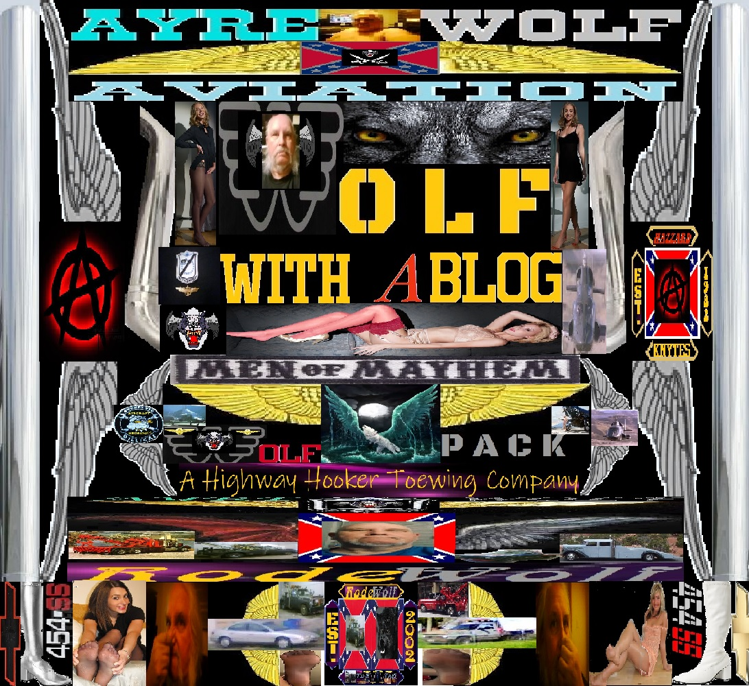 Wolf With a Blog