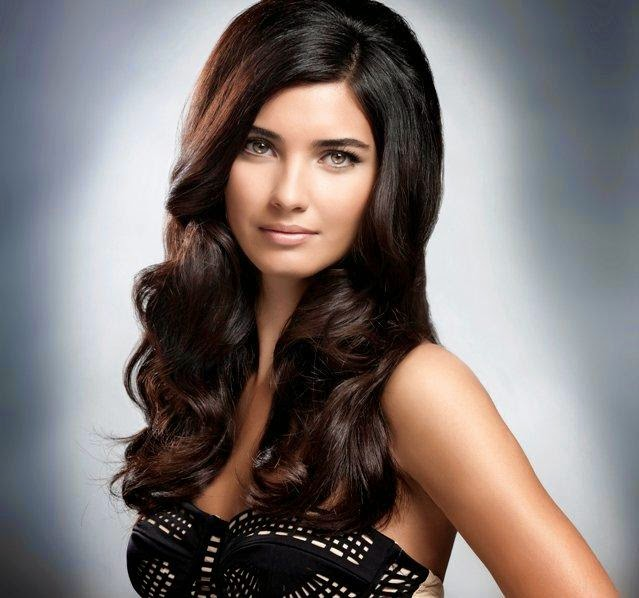 Hairstyle Model Inspired by Turkish Actress 2014