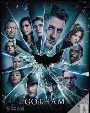 Série Gotham - 4ª Temporada Dublado Torrent 1080p / 720p / Bluray / FullHD / HD / HDTV / WEB-DL Download