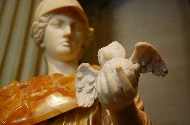 10 Truths About The Real Illuminati - Their true symbol was the Owl of Goddess Athena