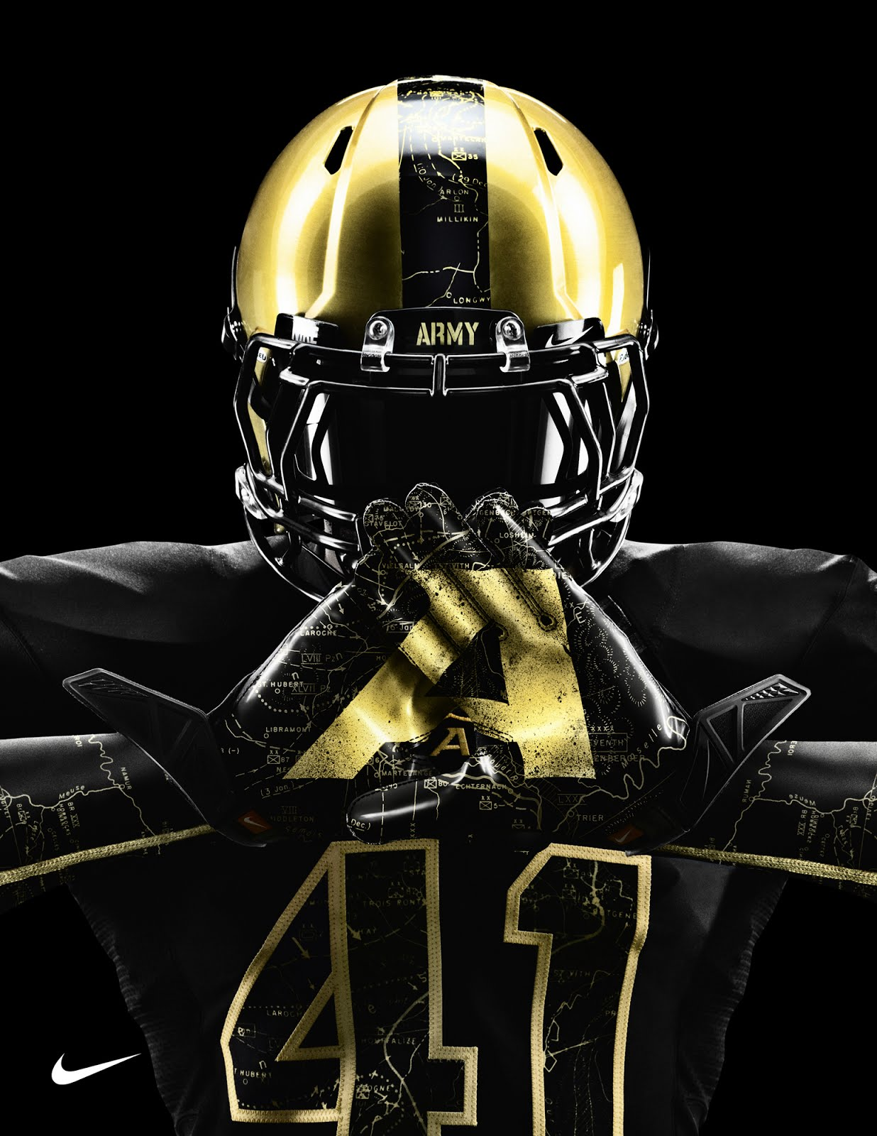 Awesome football pictures super punch awesome new army and navy