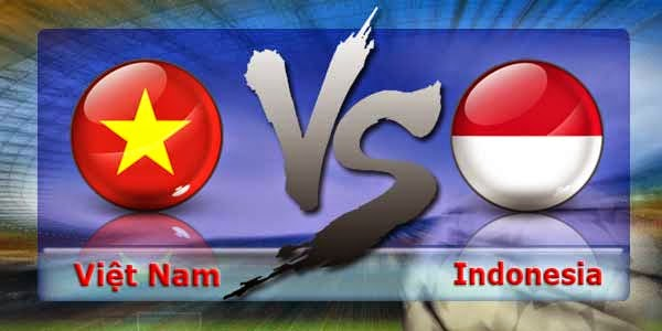 Update Score : Indonesia Vs Vietnam 1-1 Babak 1