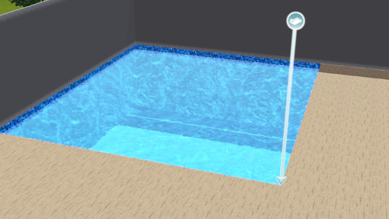 The Sims Giuly - Download e tutorial di The Sims 3: Tutorial: Creare un acqua...