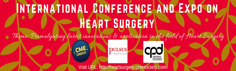 International Conference and Expo on Heart Surgery