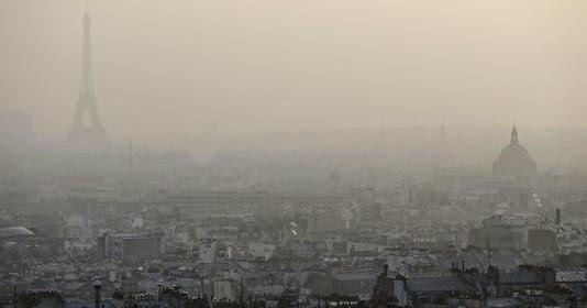 Pollution au diesel paris respirer aussi dangereux que for Que visiter dans le 78