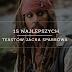 15 najlepszych tekstów Jacka Sparrowa.