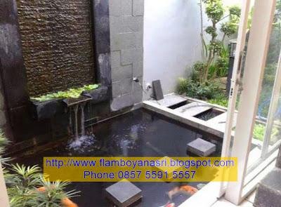 Tukang Taman Surabaya ide kolam minimalis