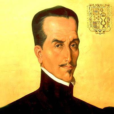 Imagen del Inca Garcilaso de la Vega