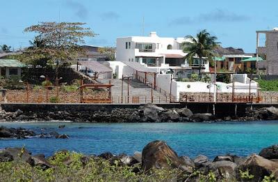 Hoteles en Galápagos - Hotel Casa Opuntia