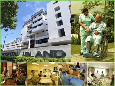 penginapan murah di sekitar Island hospital penang