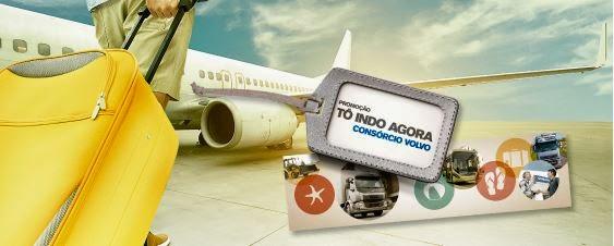 Promoção Pegando a Estrada Consórcio Volvo