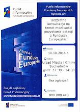 Konsultacje z Funduszy Europejskich