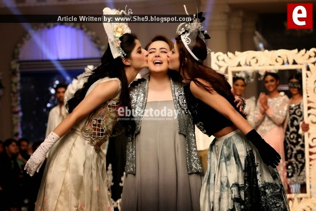 Maria-B Bridal Dresses at TBCW2014