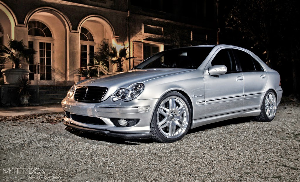 2003 mercedes benz c32 amg w203 benztuning. Black Bedroom Furniture Sets. Home Design Ideas