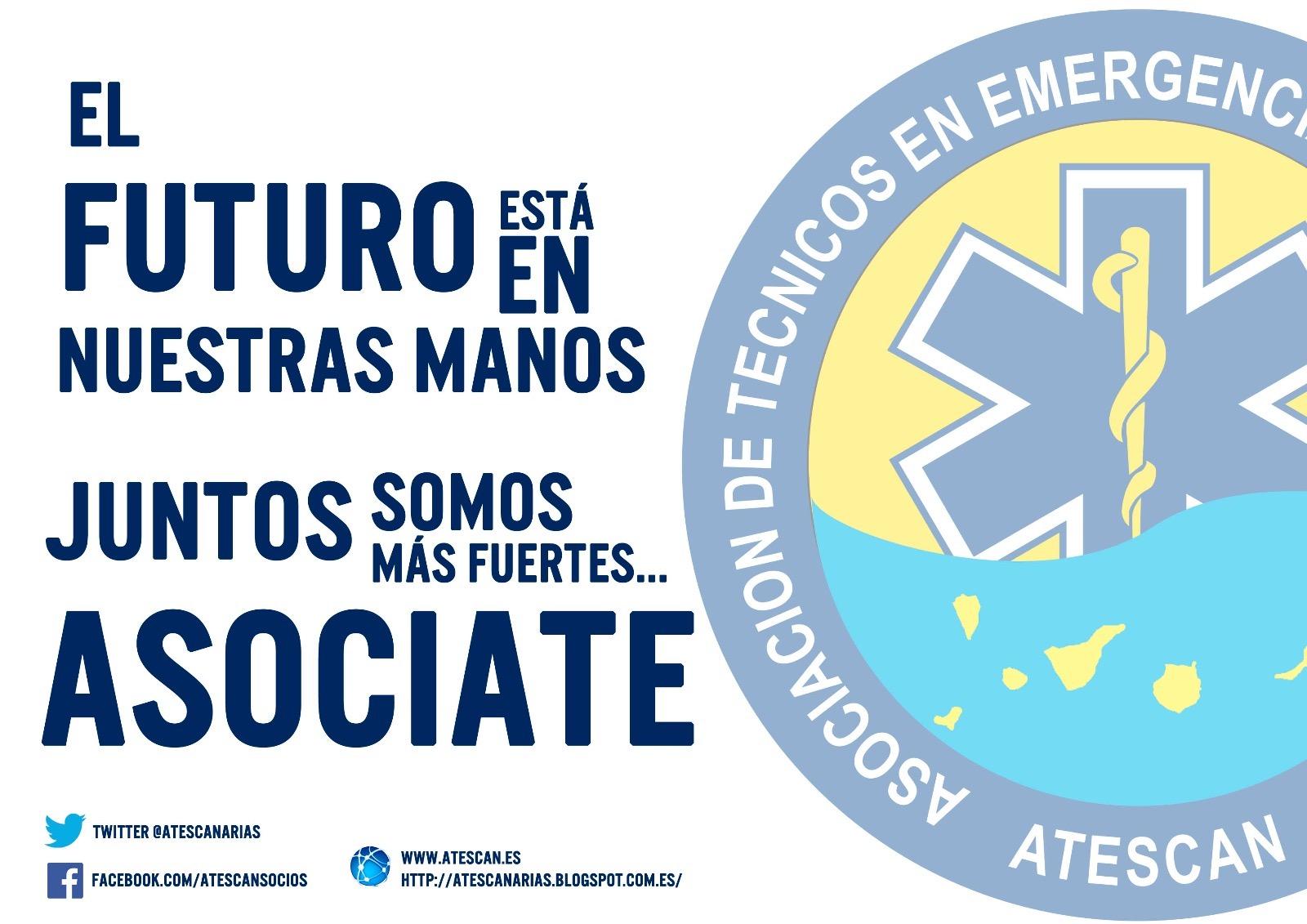 HAZTE SOCIO DE  ATESCAN