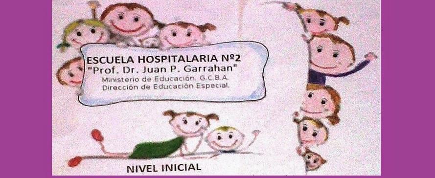 NIVEL INICIAL ESCUELA HOSPITALARIA Nº 2
