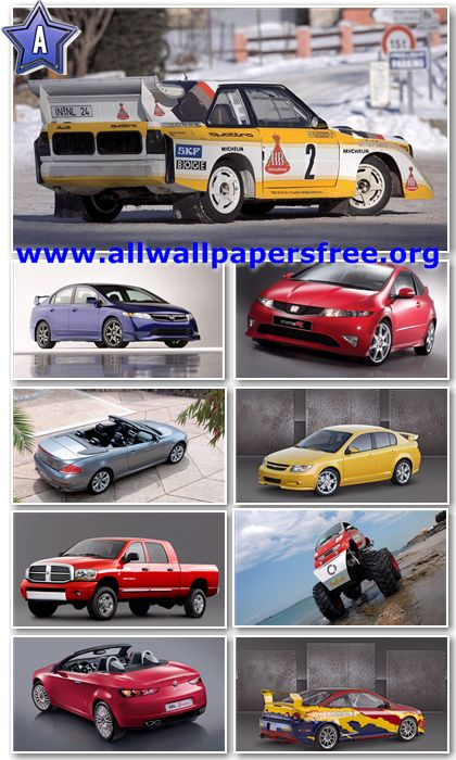 100 Impressive Cars HD Wallpapers 1366 X 768 [Set 44]