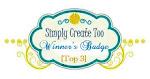 Topp 3 hos Simply Create